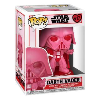 Funko POP Star Wars: Valentines - Vader w/Heart [HRAČKA]